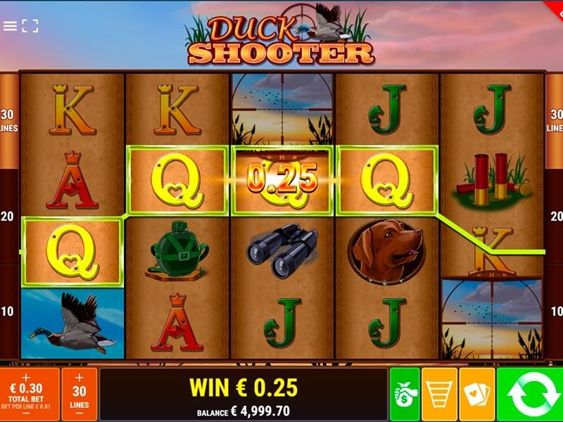 Kann man Duck-Shooter um echtes Geld spielen?